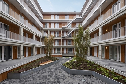 Schubertsingel Architectenweb awards 2019